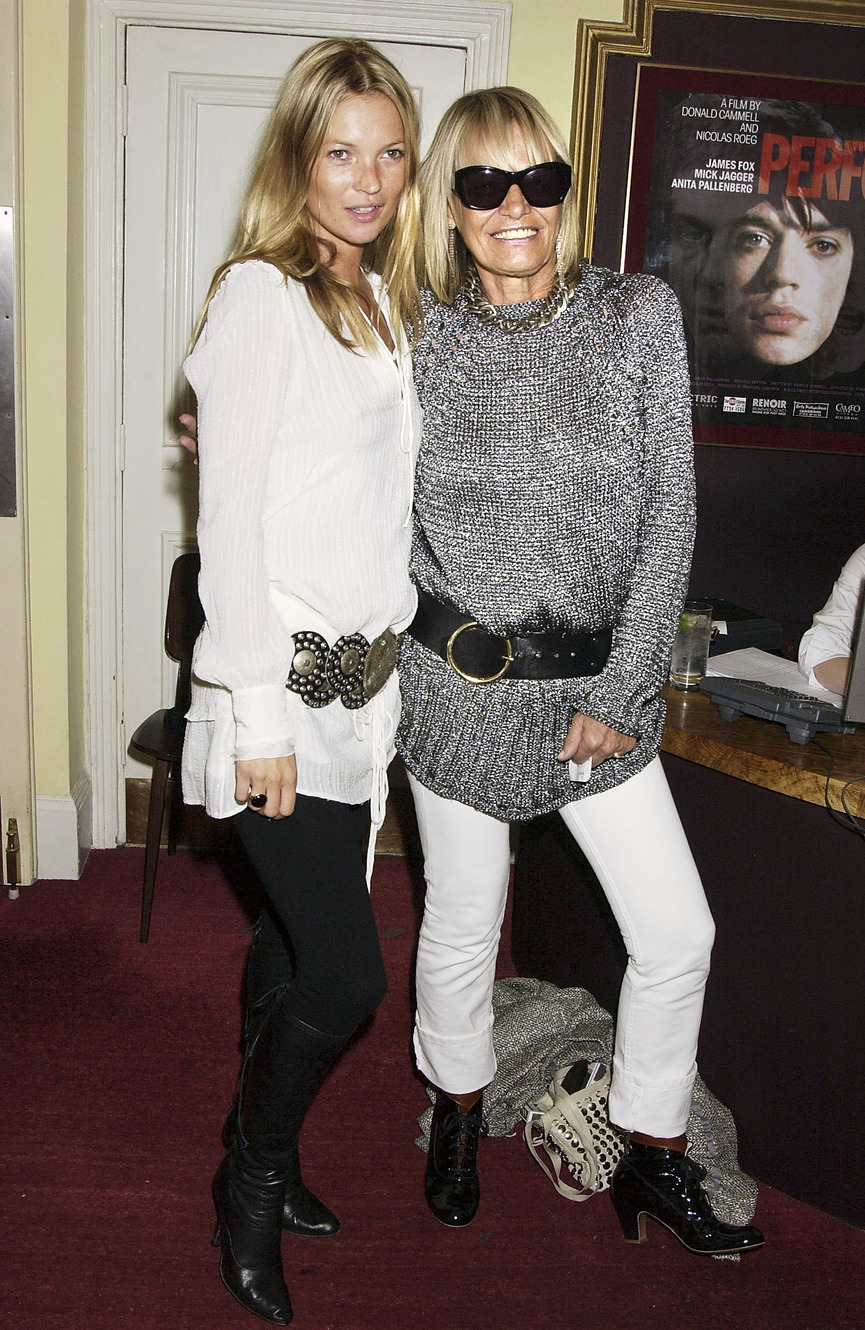 This Italian It Girl Is Your New Style Muse: Anita Pallenberg Style Icon • Tribu-te HAIR MAGAZINE