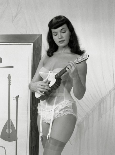 Bettie page tumblr have