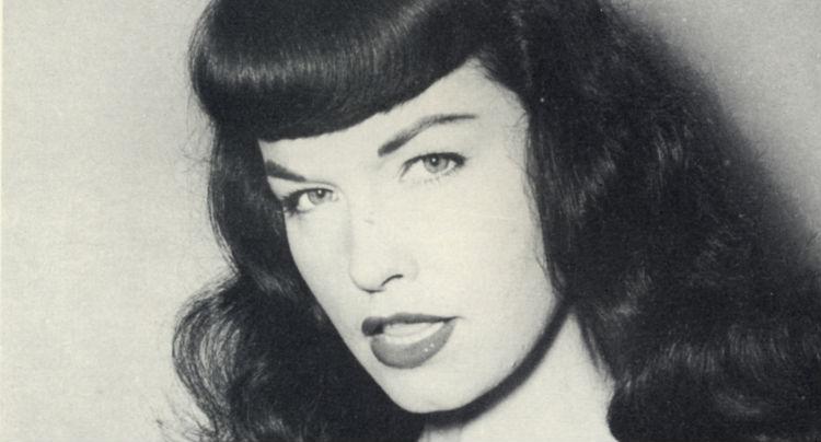 Betty Page Bangs