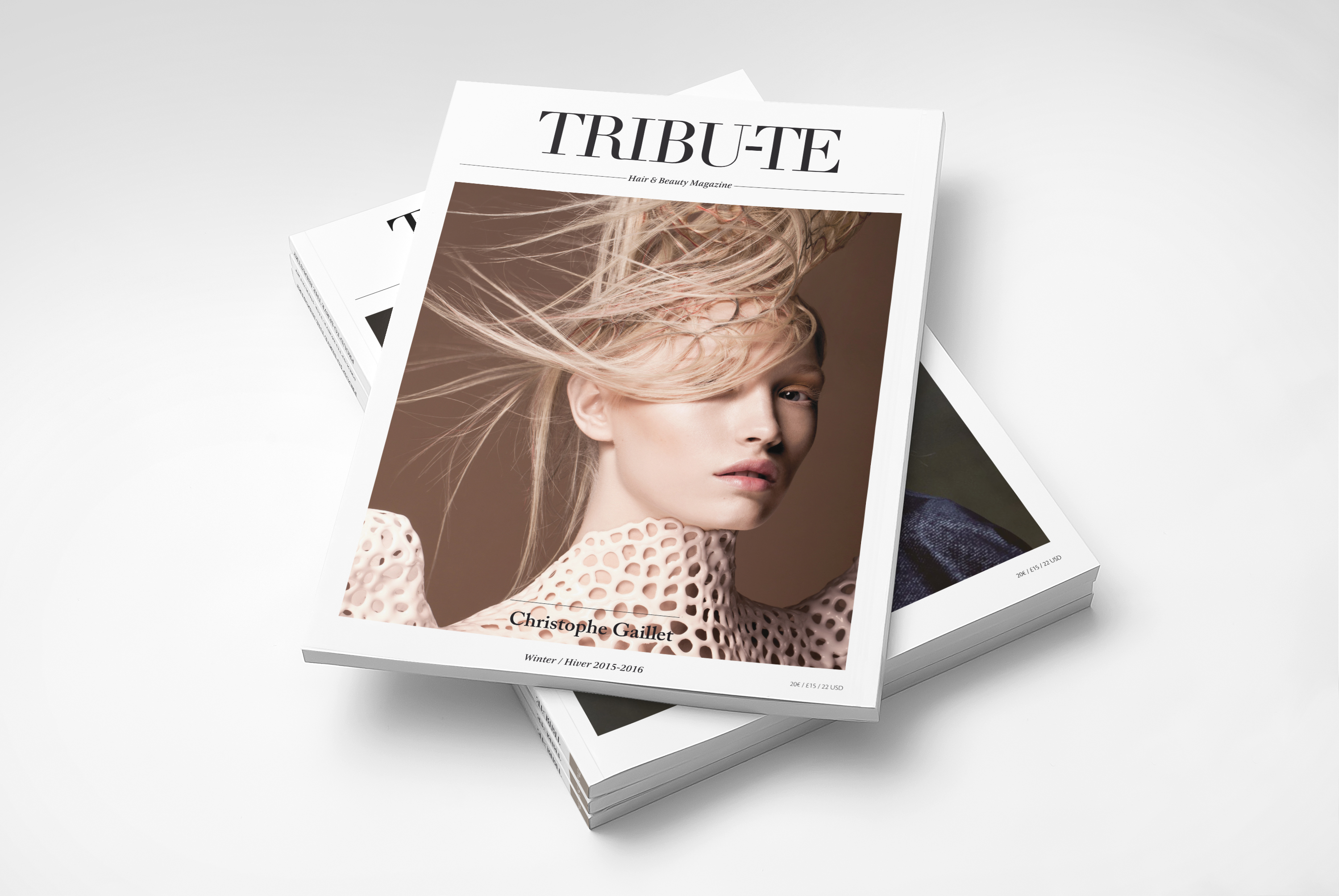 Tribu-te magazine subcription