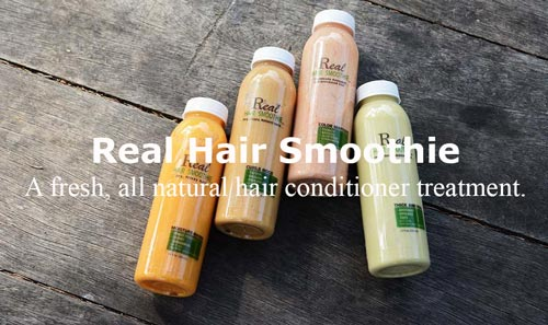 Real Hair Smoothie