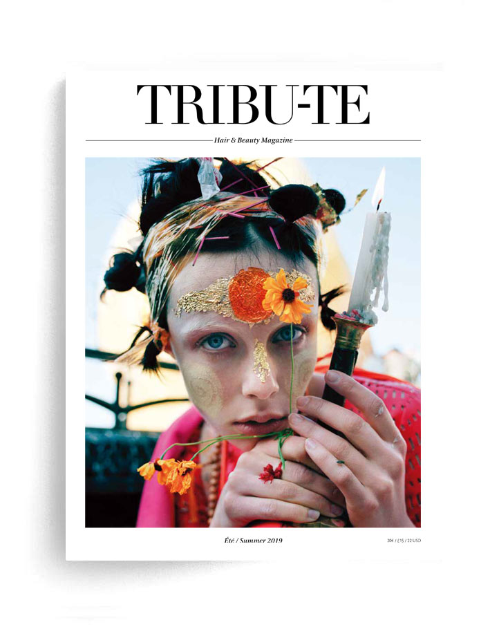 Professional Hair Magazine Tribu-te hair magazine